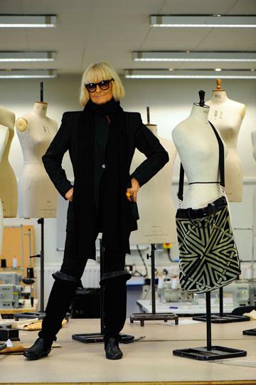 ברברה הולניקי כיום. ''אני תמיד חוזרת לאותו סגנון''