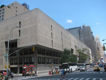 F.I.T. ספריית האופנה הגדולה באמריקה (צילום: edenpictures,cc)