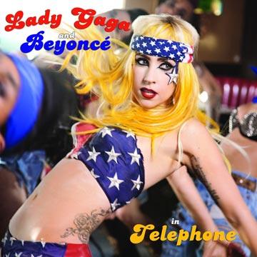 ליידי גאגא עושה את אמריקה