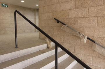 ירושלים זה כאן. האבן מככבת (צילום: עידו ארז )