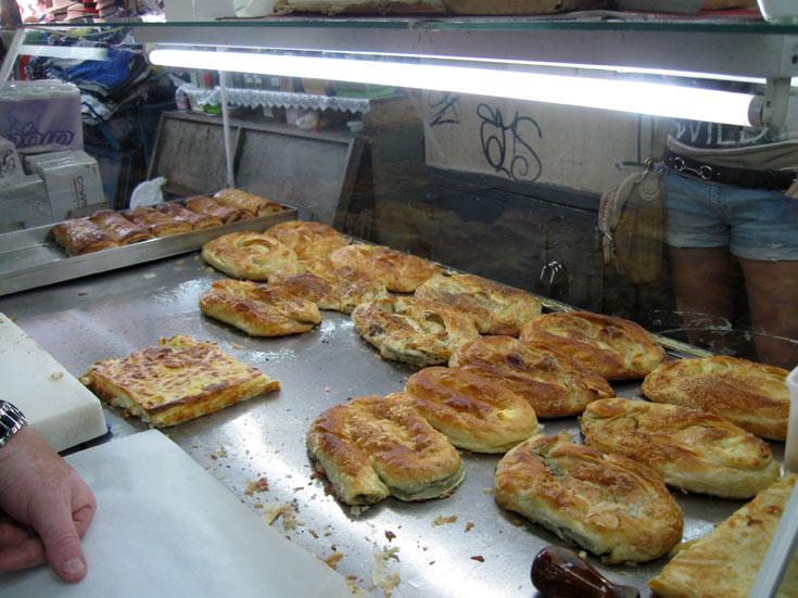 הטורקיה הקטנה בשוק הכרמל (צילום: אריאלה אפללו)