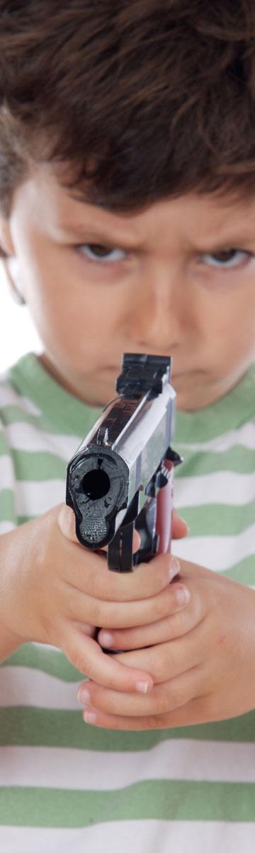 תפקיד ההורים: לפתח ניצני רגישות (צילום: shutterstock)