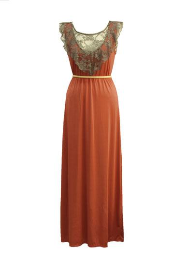 אולינקה. 20 אחוז הנחה על שמלות באורך מקסי (צילום: נעם סלח )