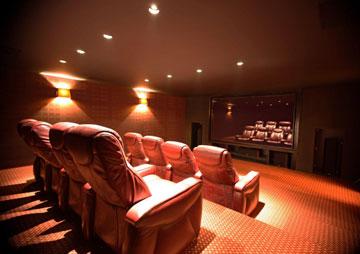 אולם הקולנוע הביתי