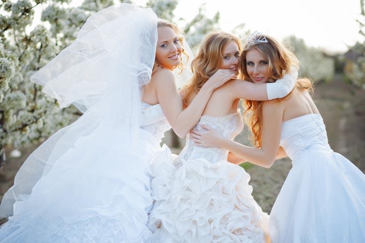 ברצינות, ככה אתה רוצה את תמונת החתונה שלך? (צילום: shutterstock)