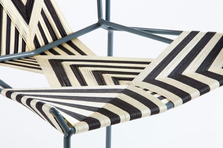 יישום של ההתנסויות על המודל הפשוט והקלאסי של תולדות הרהיט, אומר טריף