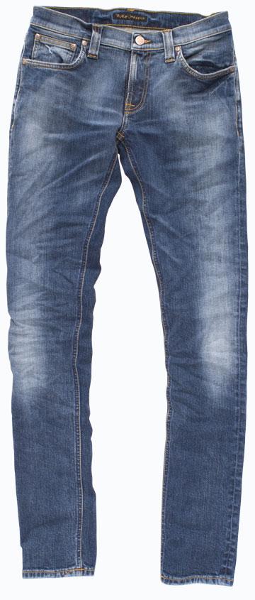 עם Nudie Jeans השבדי שמחירו 799 שקל