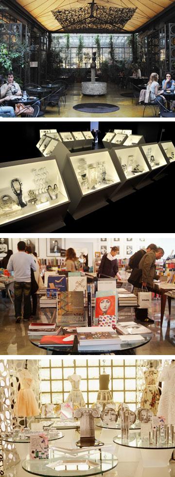 קורסו קומו 10. בוטיק, חנות ספרים וגלריה (צילום: gettyimages)