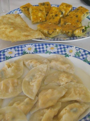 מטעמים מסורתיים וייחודיים. מסעדת צ'רקסייה (צילום: אריאלה אפללו)
