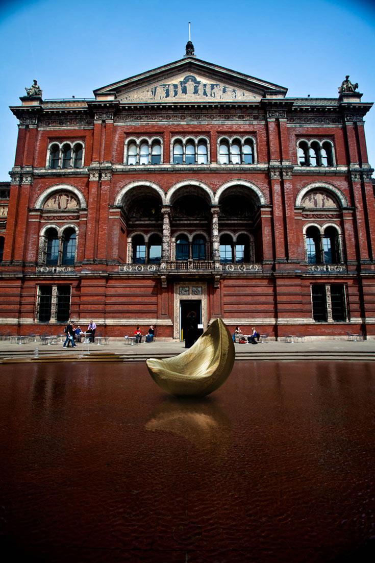 רון ארד, טביעת אצבע, פסטיבל העיצוב לונדון 2011