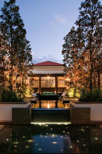 בלי מוסיקת מעליות, בלי חושך מאולץ. הספא (צילום: Ritz Carlton Hotel)