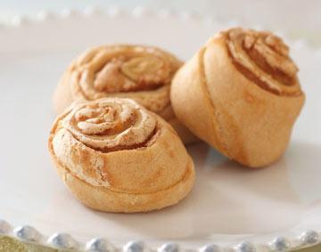 עוגיות שושנים (צילום: עילית אזולאי)