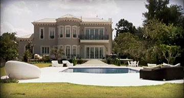 הווילה שבה צולמה ''מסודרים''. זה בית ישראלי?