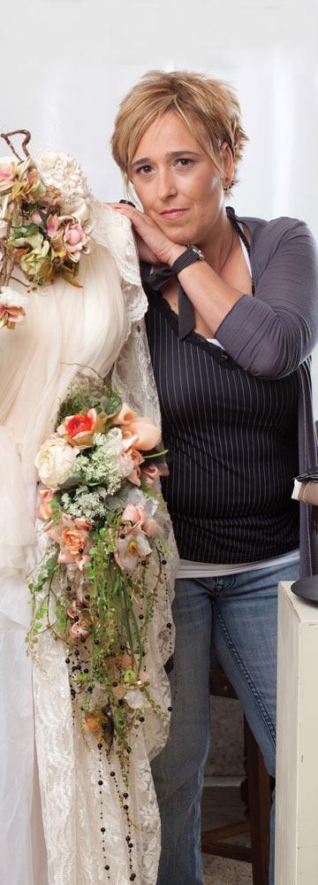 פרחים שנראים כמו תכשיט. אשל (צילום: כפיר חרבי)