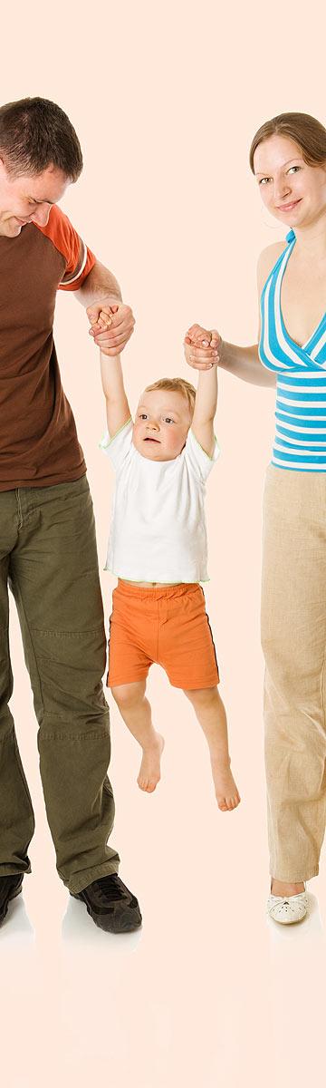 """""""אפשר לגדל ילד לבד, אבל המחיר שמשלם חד-הורי הוא אדיר"""" (צילום: shutterstock)"""
