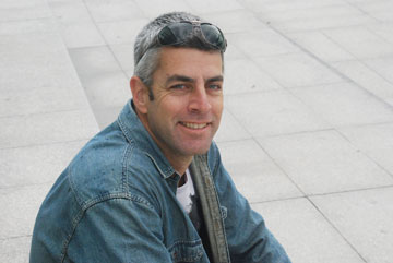 ליאור וולף. הצטרף כשותף בגיל 36 (צילום: דן צור וליאור וולף אדריכלי נוף)