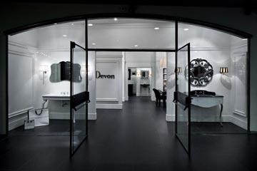 חנות ''devon&devon'' בדיזיין סנטר (צילום: עוזי פורת)