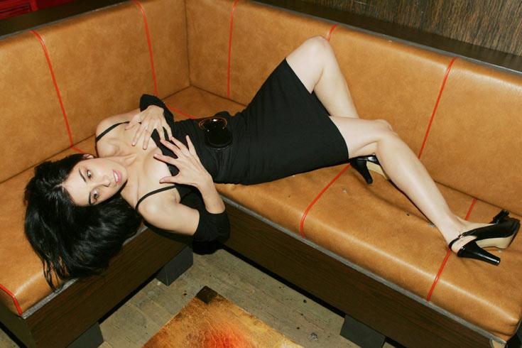 האישה הכי סקסית בקומדיה? שרה סילברמן (צילום: gettyimages)