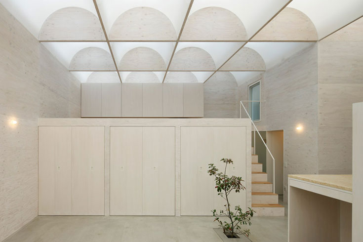 (צילום: Takeshi Hosaka Architects)