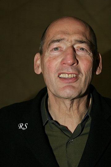 רם קולהאס. בישראל עדיין לא בנה (צילום: Roberto Santorini, cc)