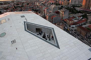 משכן המוזיקה בפורטו, בתכנון OMA (צילום: OMA)