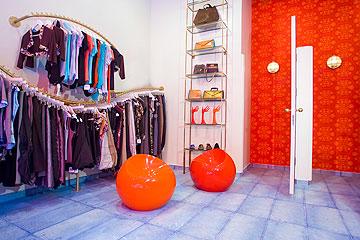 החנות של פראו בלאו בדיזנגוף, תל אביב, שנסגרה (צילום: אנטולי מיכאלו)