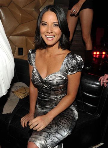 פייר? רק על החיוך הזה אנחנו מבינים איך היא התברגה ברשימה (צילום: gettyimages)