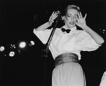 1984. סגנון לבוש שהתעצב בהדרגה (צילום: gettyimages)