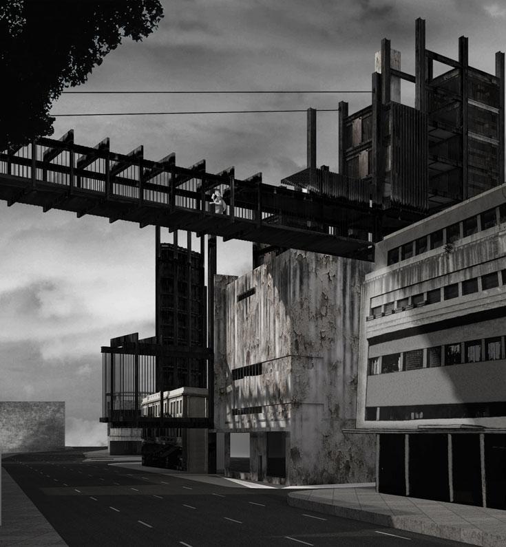 ''נטוש בעיר'' הייתה עבודת הגמר של רעות אבינדב, בוגרת ויצ''ו חיפה. עוד פרטים בקישור למחלקה בסוף הכתבה