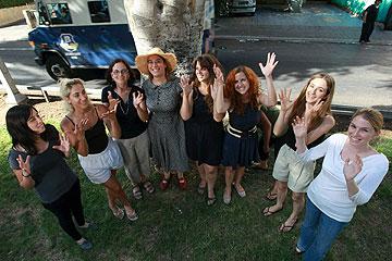 """""""המאהל פתוח לכולם, הנשים בחרו לקחת יותר אחריות"""" (צילום: שאול גולן)"""