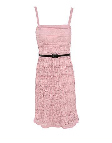 שמלת קיץ עם חגורת מותן, גרסת טאג וומן (צילום: טל טרי)