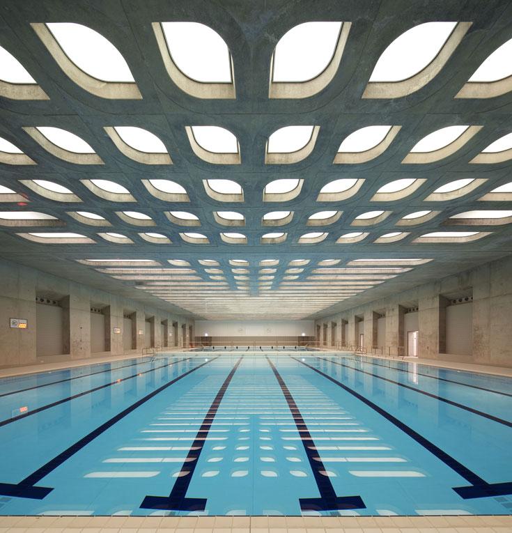באדיבות Zaha Hadid Architects
