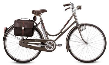 האופניים של גוצ'י. גם קסטרו רוצים
