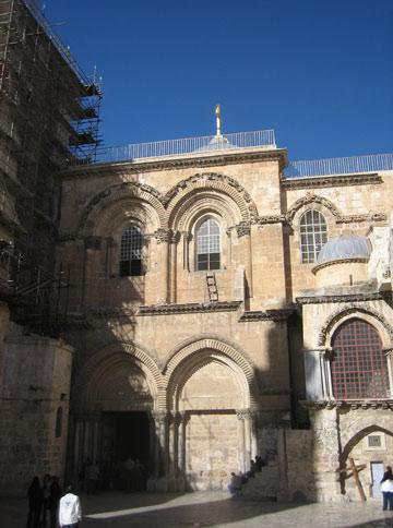 """להרגיש בחו""""ל. הכנסייה היוונית (צילום:  jodastephen CC)"""