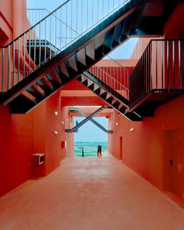 פרויקט דיור בר השגה במדריד (באדיבות mvrdv)