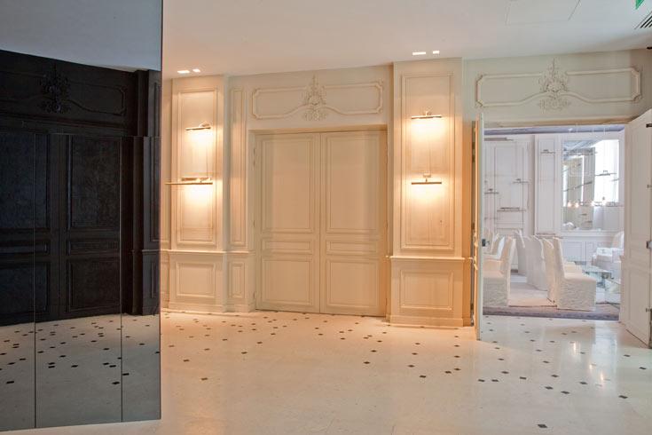 מייסון מרטין מרג'יאלה: Maison Champs Elysees (צילום: Martine Houghton )
