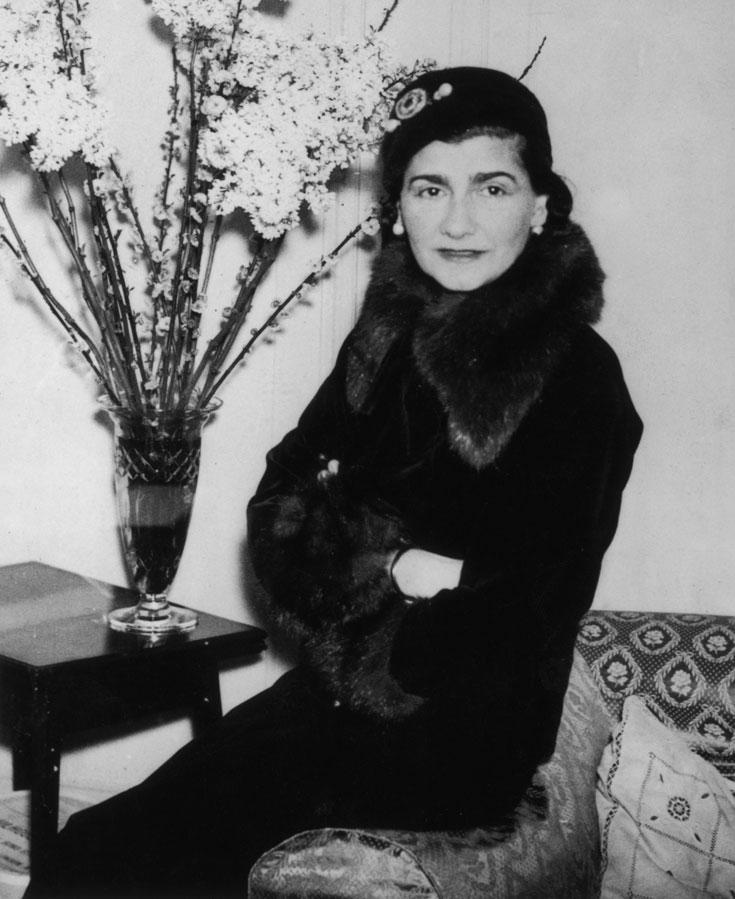 קוקו שאנל, 1932. בית האופנה מתנער מההאשמות שהיתה מרגלת נאצית (צילום: gettyimages)