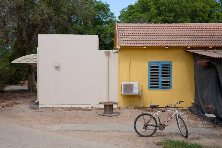 הממ''דים עיצבו מחדש את המרחב הפרטי והציבורי של הנגב. הבתים נראים אחרת (צילום: רועי בושי)