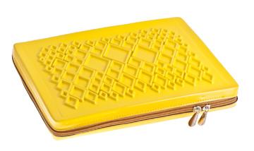תיק למחשב נייד מקולקציית 2011. מכירים? (צילום: עומר מסינגר)