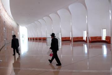 בית המשפט העליון, מבט מבפנים (צילום: מאיר אזולאי)