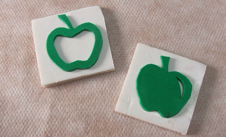 וגם שלל תפוחים (צילום: עדיה ברקוביץ')