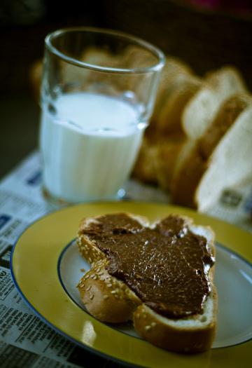 הכל התחיל ממחסור בשוקולד (צילום: יוחי מנדיל)