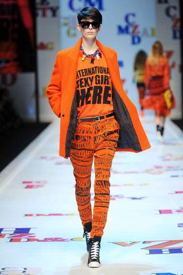 D&G. מגוון בגדים לגברים (צילום: דיאגו מיגל )