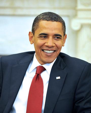 זוכים ליותר הערכה. ברק אובאמה מדגים פוליטיקאי יפה תואר מיהו (צילום: GettyImages)