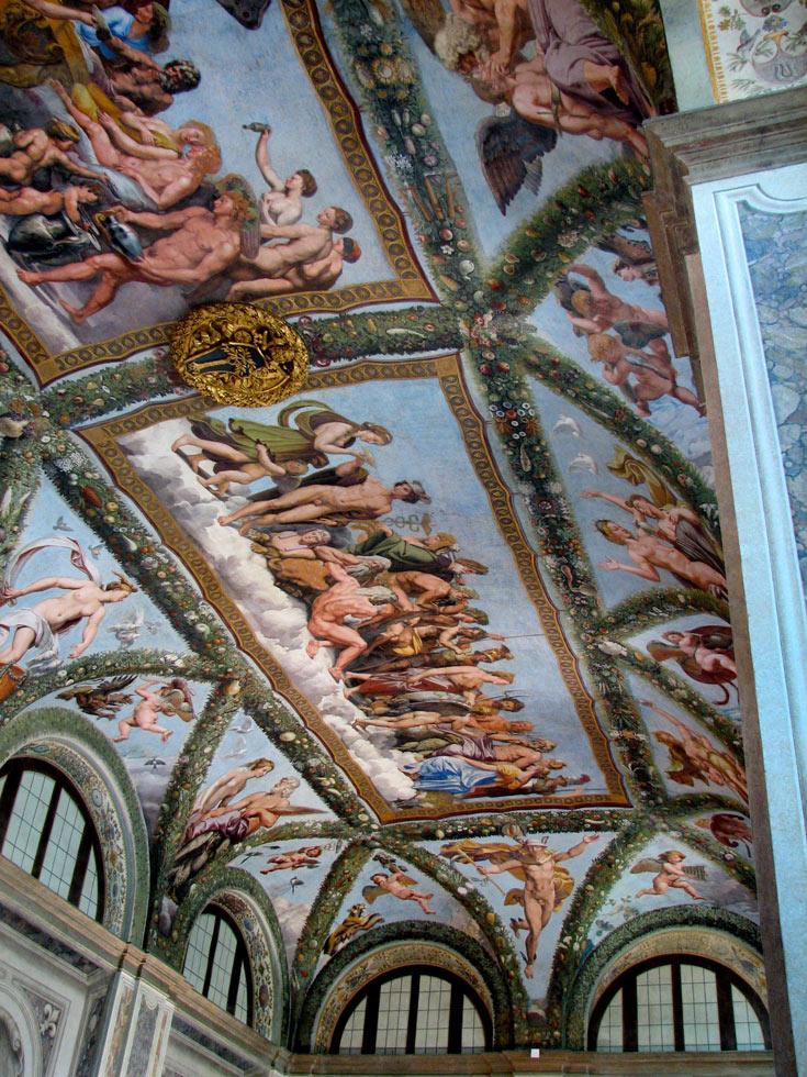 בזיליקת Santa Maria in Trastevere (צילום: mykaul cc)