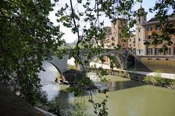 גשר Ponte dei Quattro Capi  (צילום: Son of Groucho cc)