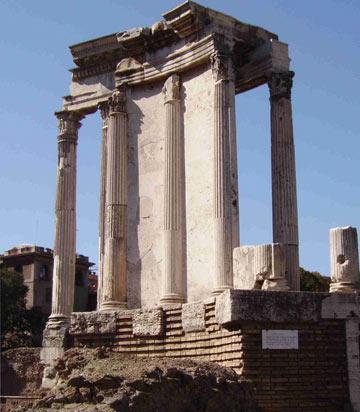 מקדש Vesta  (צילום: ScottOldham cc)