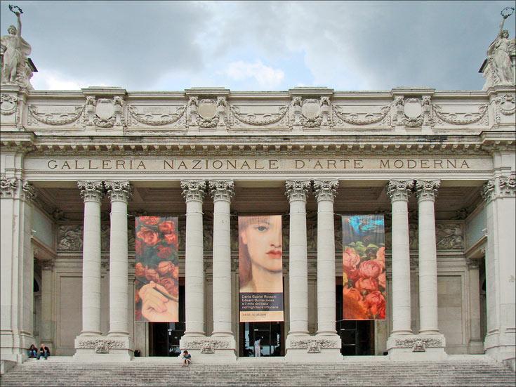 המוזיאון הלאומי לאמנות מודרנית (צילום:  dalbera cc)