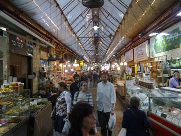 שינוי של 180 מעלות: השוק המיוזע והצעקני שהפך לשיא הטרנדיות (צילום: Borya ,cc)