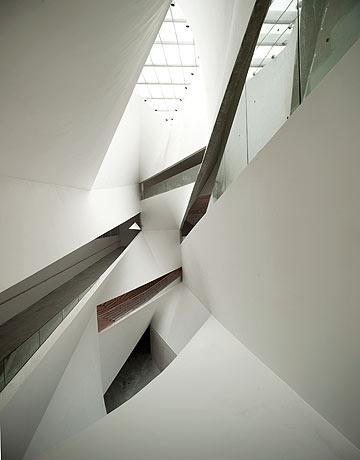 האגף החדש במוזיאון תל אביב (צילום: אוהד מטלון)
